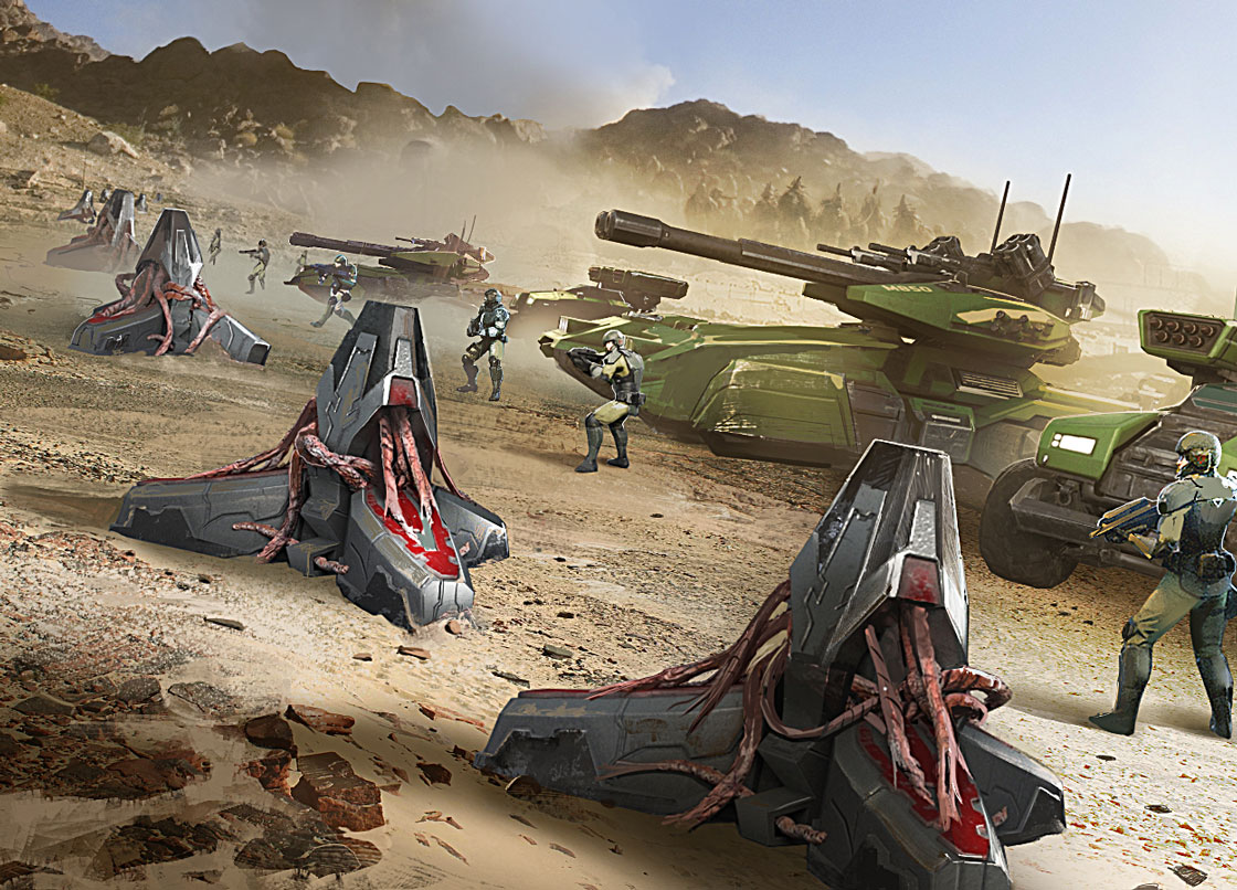 Welcome Colony Halo Wars 2 Halo Official Site